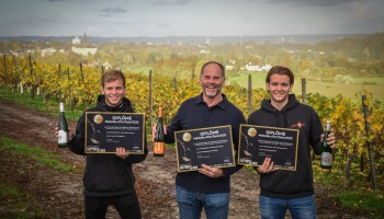 Apostelhoeve wint prestigieuze Franse wijnprijzen!